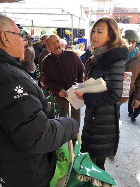 El PP acerca a los vecinos de Jumilla y Alhama los presupuestos regionales de 2019, Foto 2