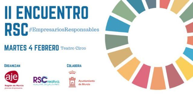 AJE Región de Murcia organiza su segundo encuentro sobre Responsabilidad Social Corporativa - 1, Foto 1