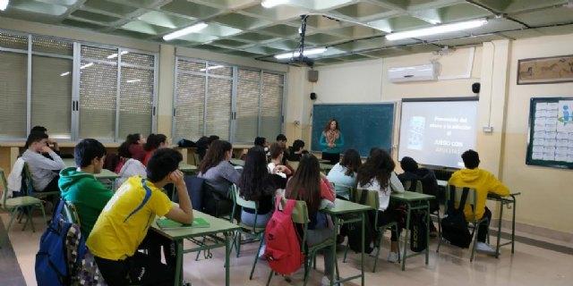 Comienzan las actividades del programa de prevención de drogodependencias - 1, Foto 1