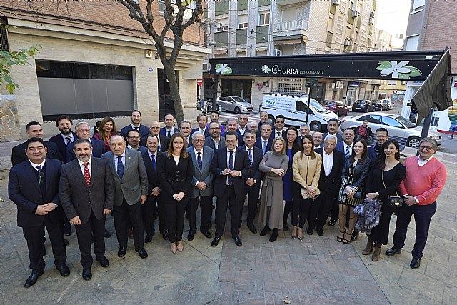 Doble encuentro empresarial organizado por CROEM para analizar los retos de 2020. - 2, Foto 2