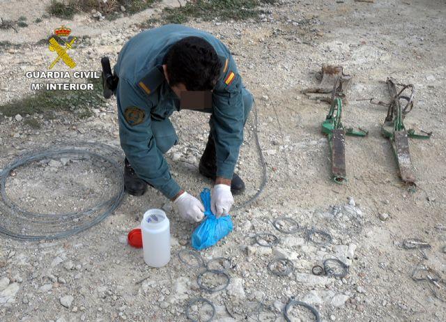 La Guardia Civil investiga a cinco personas por el uso de cebos envenenados en el Parque Regional Sierra de la Pila - 2, Foto 2