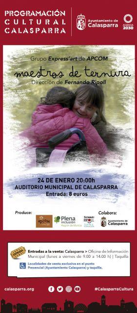 Teatro inclusivo en la programación del Auditorio Municipal de Calasparra - 2, Foto 2