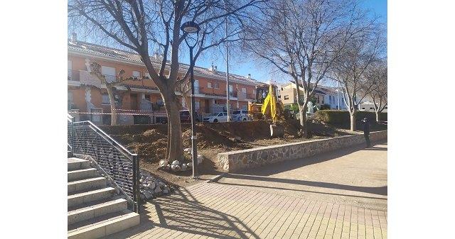"""La Concejalía de Obras y Servicios mejora la accesibilidad del parque """"Ginés Ibáñez"""" - 1, Foto 1"""