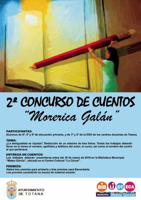"Opens the deadline to participate in the second edition of the Story Contest ""Morerica Galán"""