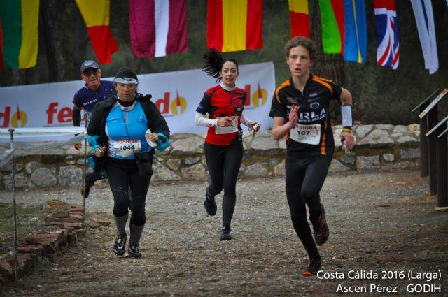 Un año m�s el Club de Orientaci�n Totana estuvo presente en el Trofeo Internacional Costa C�lida, Foto 4