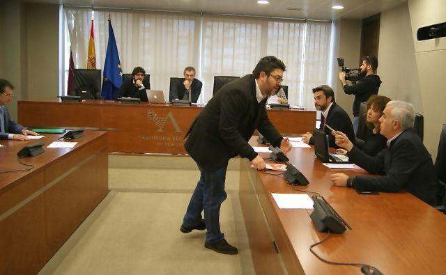 El PSOE pide que en la próxima reunión de la Comisión de Investigación del Auditorio de Puerto Lumbreras quede establecido el calendario de comparecencias - 1, Foto 1