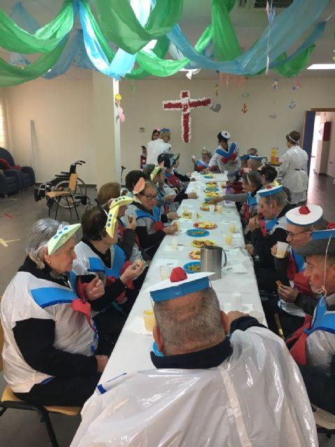 Carnaval Centro de Mayores Alhama de Murcia 2018, Foto 1