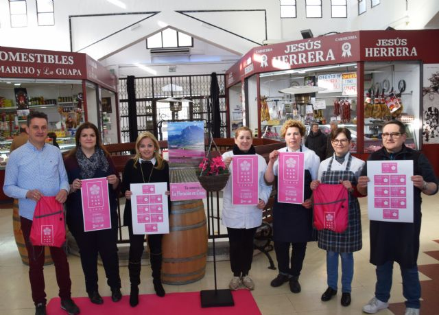 Comercio realiza una  campaña durante la Floración para incentivar las compras en Cieza - 1, Foto 1
