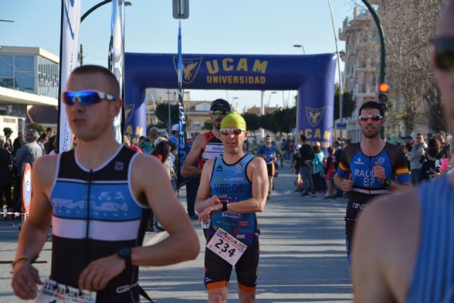 The TOTANA TRIATHLON Club has begun its participation in the regional league of Duatlon