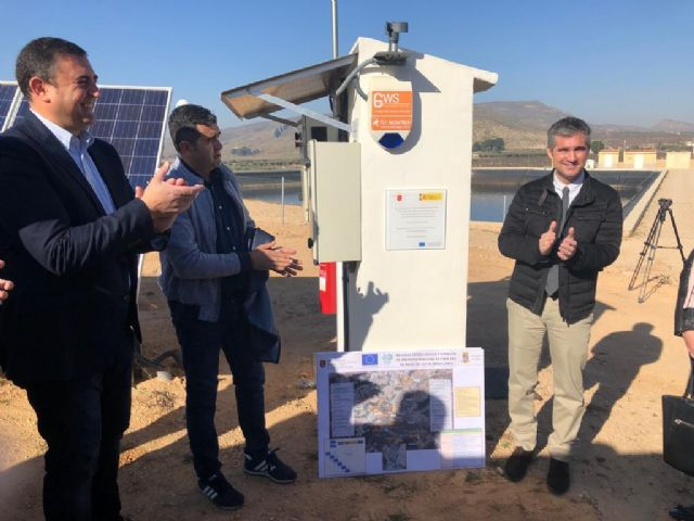 924 comuneros de Jumilla mejoran su riego y ahorran 75.000 euros cada año con la instalación de placas fotovoltaicas - 1, Foto 1