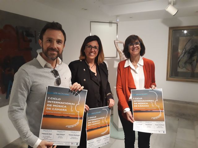 El I Ciclo Internacional de Música de Cámara acogerá tres conciertos en Los Alcázares - 1, Foto 1