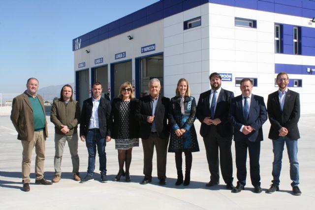 Se inaugura la nueva ITV instalada en el polígono industrial