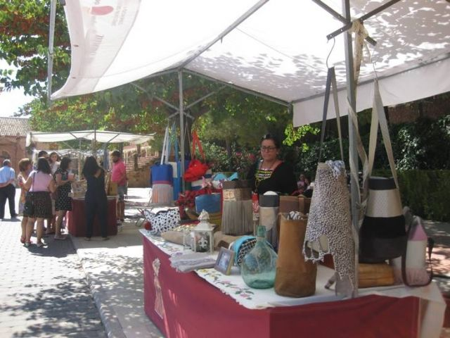 The Artisan Market of La Santa is once again celebrated, after the Christmas holidays, this coming Sunday, February 24, Foto 3