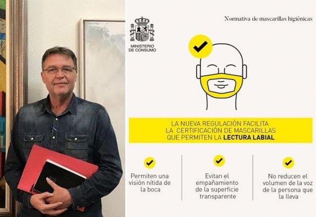 Saorín: Se endurecen los requisitos en la venta de mascarillas higiénicas - 1, Foto 1