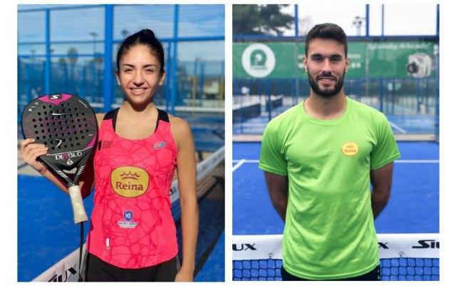 Reina renueva el acuerdo de patrocino una temporada más con Nuria Vivancos y Pedro Vera - 1, Foto 1