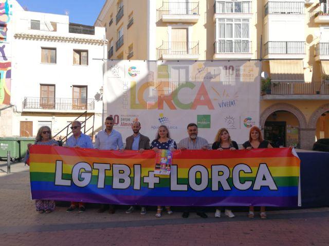 El Ayuntamiento de Lorca aprueba denominar como Plaza Arcoiris la antigua Plaza Abastos para seguir luchando contra la homofobia - 1, Foto 1