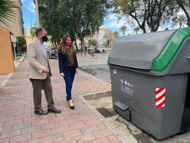 El barrio del Infante estrena nuevos contenedores - 2, Foto 2