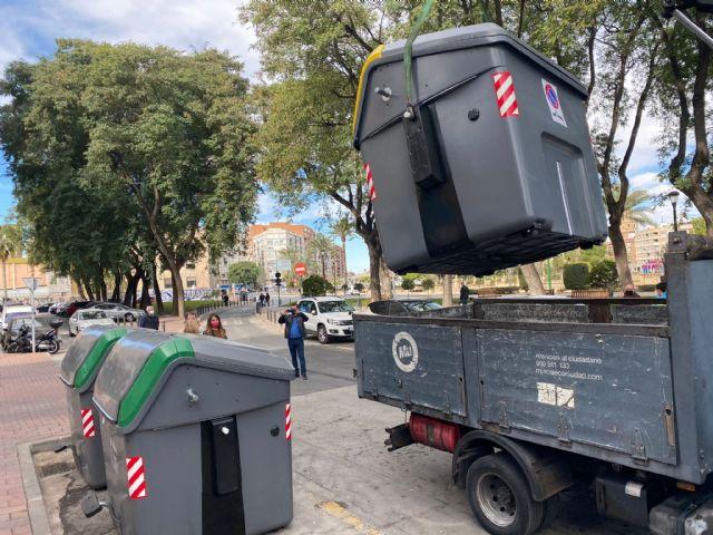 El barrio del Infante estrena nuevos contenedores - 4, Foto 4