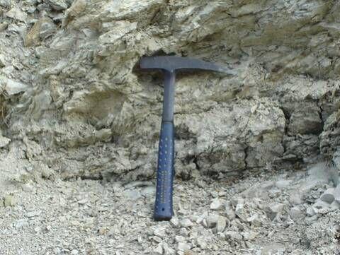 En marcha el procedimiento para declarar Monumento Natural la ´Capa Negra´ del Barranco del Gredero de Caravaca de la Cruz - 2, Foto 2