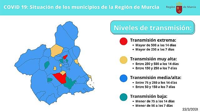 El Comité Covid amplía el número permitido de personas a cuatro no convivientes, Foto 1