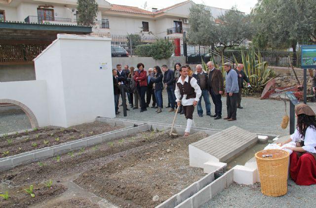 Inaugurada la nueva infraestructura hidráulica de la Casa del Cura - 1, Foto 1