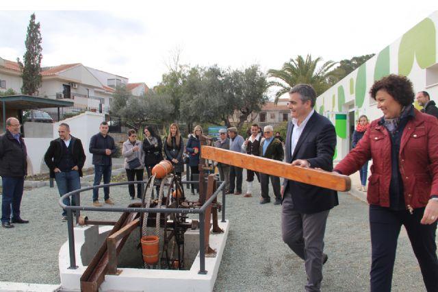Inaugurada la nueva infraestructura hidráulica de la Casa del Cura - 2, Foto 2