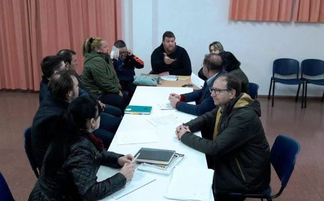 Municipal authorities sign the agreement for the transfer of the social premises of the neighborhood of San Francisco to the neighborhood association
