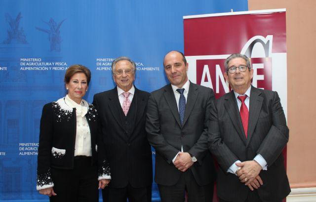 ANICE premia a los hermanos Fuertes por su Trayectoria Empresarial, Foto 1