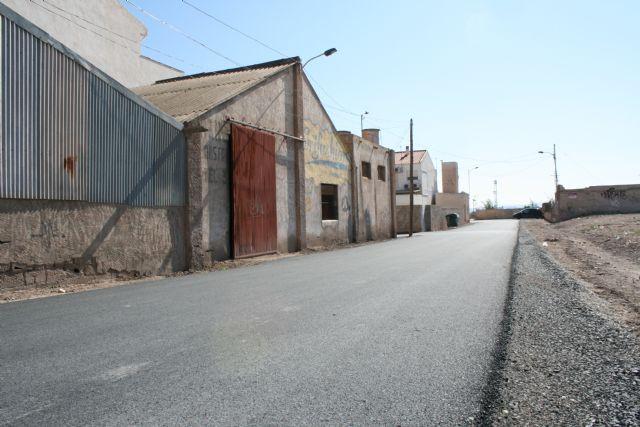 Se acondiciona la calle Jacinto Benavente, una de las vías de salida del barrio Tirol-Camilleri - 4, Foto 4