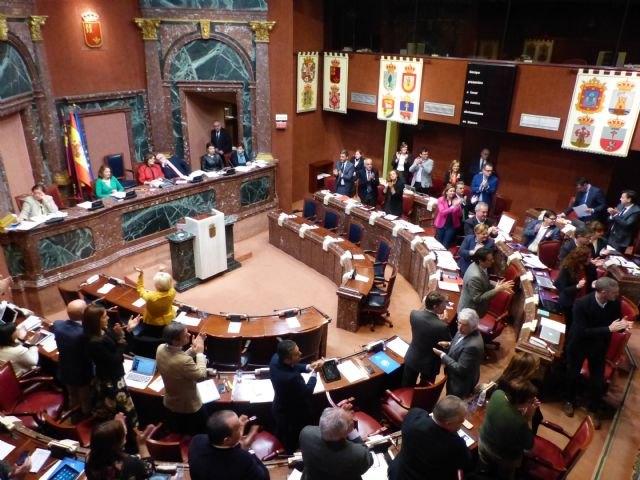 La Asamblea Regional denuncia el desarrollo urbanístico de Camposol, Foto 1