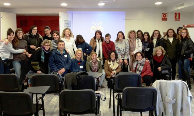 Educational visit to RAIS Foundation of Homeless People in Murcia
