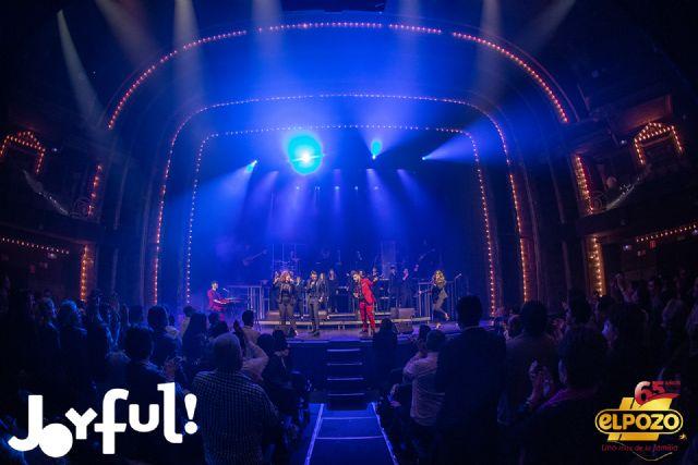 ELPOZO ALIMENTACIÓN patrocina la gira nacional del espectáculo musical Joyful!, Foto 1