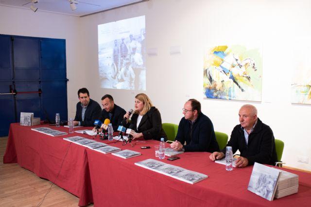 Juan Francisco Belmar presenta su último trabajo etnográfico dedicado a las pedanías de Garrobo y Saladillo, Foto 2