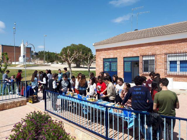 Hidrogea celebra el Día Mundial del Agua con estudiantes de Alcantarilla y de Águilas, Foto 4