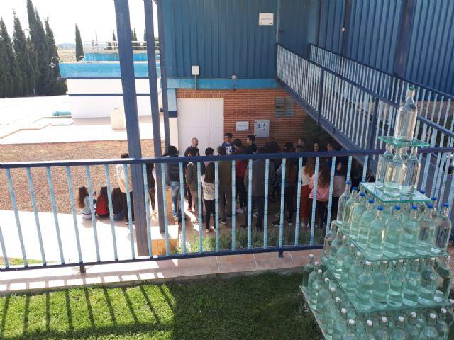 Hidrogea celebra el Día Mundial del Agua con estudiantes de Alcantarilla y de Águilas, Foto 5