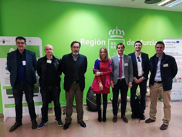 Los Ingenieros Industriales se reúnen con Esther Marín, directora general de Energía y Actividad Industrial y Minera, Foto 1