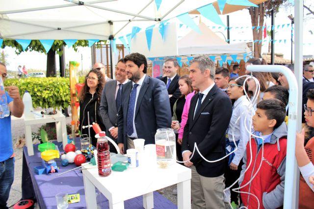 El Día Mundial del Agua tuvo hoy a nivel regional su punto de encuentro en nuestro Museo de la Huerta, contando con el Presidente del Gobierno Regional - 4, Foto 4
