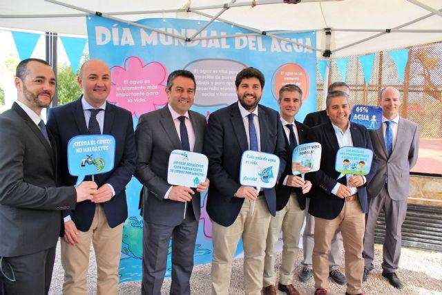 El Día Mundial del Agua tuvo hoy a nivel regional su punto de encuentro en nuestro Museo de la Huerta, contando con el Presidente del Gobierno Regional - 5, Foto 5