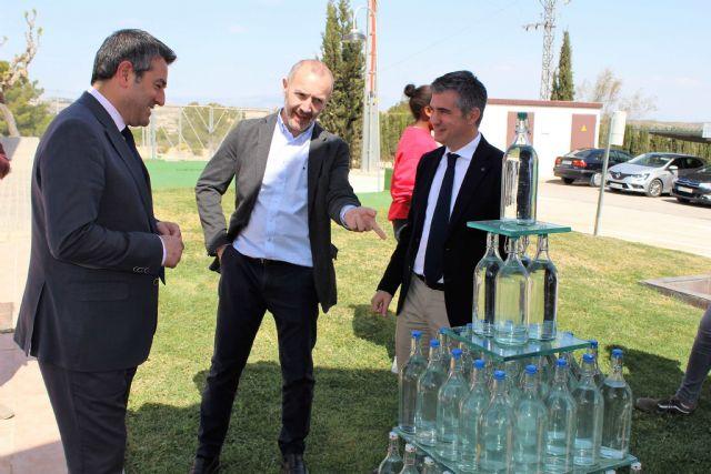 Alcantarilla celebró con Hidrogea el Día Mundial del Agua con estudiantes del IES Alcántara - 2, Foto 2