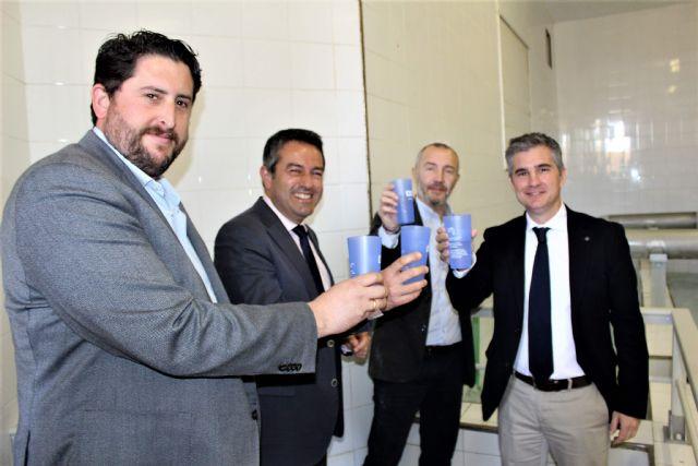 Alcantarilla celebró con Hidrogea el Día Mundial del Agua con estudiantes del IES Alcántara - 4, Foto 4