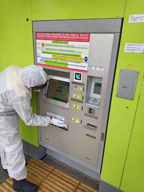 El Ayuntamiento intensifica el dispositivo especial de limpieza y desinfección para frenar la propagación del coronavirus - 4, Foto 4