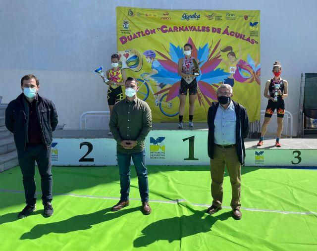 Fín de semana deportivo con la celebración del XXVII Duatlón Carnavales de Águilas 2021 - 2, Foto 2