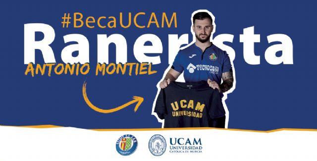 Antonio ´Ranerista´ Montiel, nuevo jugador profesional de FIFA becado por la UCAM - 1, Foto 1