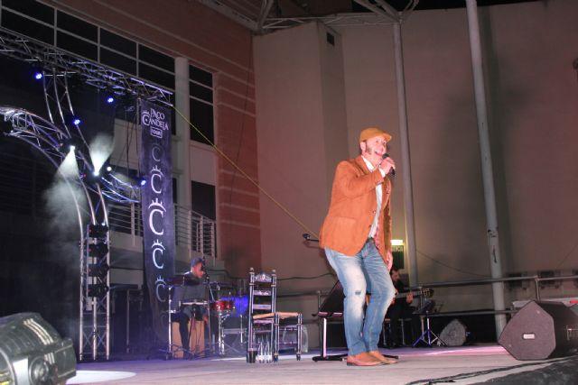 El cantante Paco Candela llena el Centro Cultural de Puerto Lumbreras - 1, Foto 1