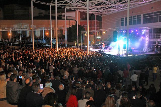 El cantante Paco Candela llena el Centro Cultural de Puerto Lumbreras - 2, Foto 2