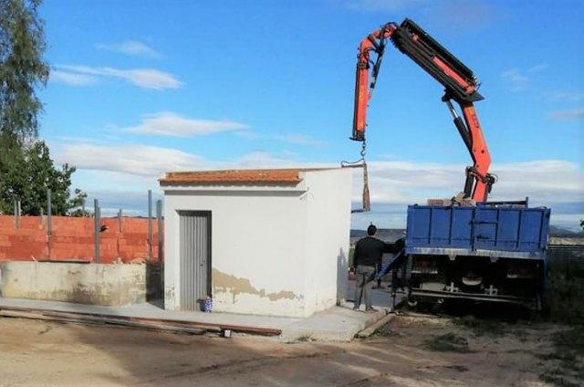 Se retoman las obras de rehabilitación y ampliación del Centro Zoológico Sierra Ascoy - 1, Foto 1