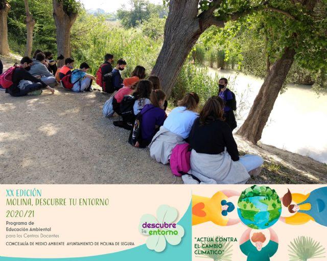 El Programa de Educación Ambiental Molina, Descubre tu entorno dedica sus próximas actividades a los espacios naturales del municipio y a la naturaleza en la ciudad - 1, Foto 1