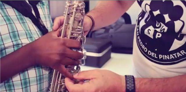 La Unión Musical de San Pedro del Pinatar fomenta la educación musical a través del proyecto IMUS - 1, Foto 1