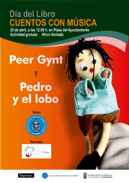 El ayuntamiento celebra el Día del libro con cuentacuentos - 1, Foto 1