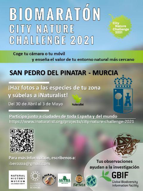 San Pedro del Pinatar participa en el Biomaratón CNC 2021 - 1, Foto 1